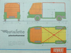 Estafette for Interieur estafette